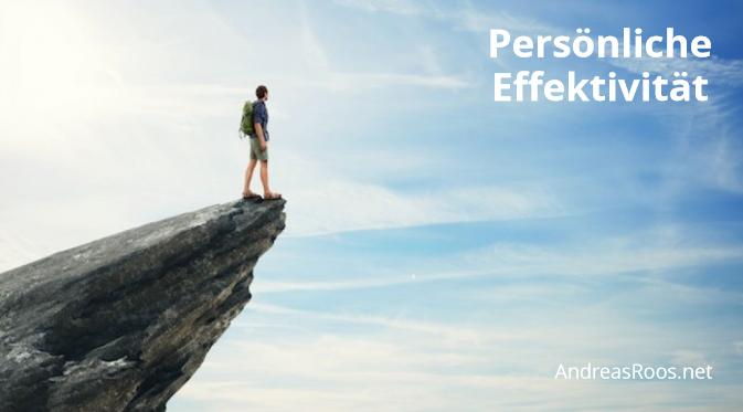 Eine Definition von persönlicher Effektivität