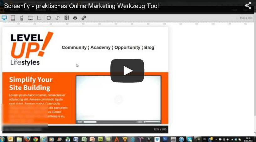 Screenfly – Praktisches Online Marketing Werkzeug zur Prüfung verschiedener Bildschirmauflösungen
