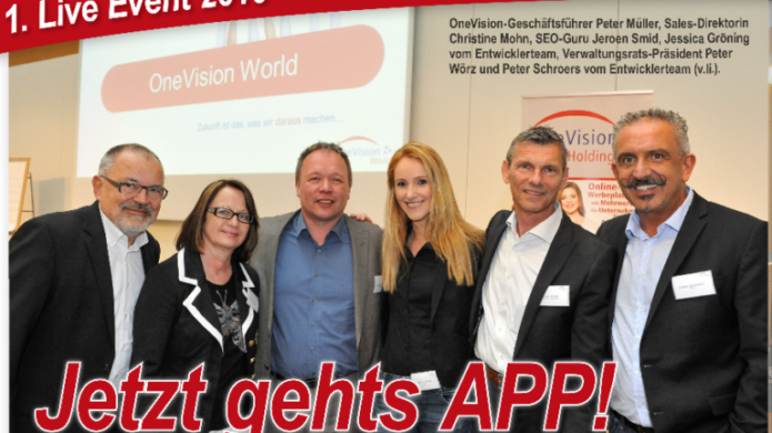 One Vision Holding AG Seminare - Ad Pack Pro