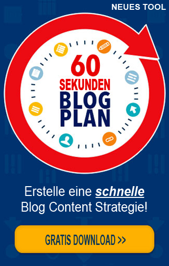 blogplanung blogplander blog artikel strategie blog content strategie